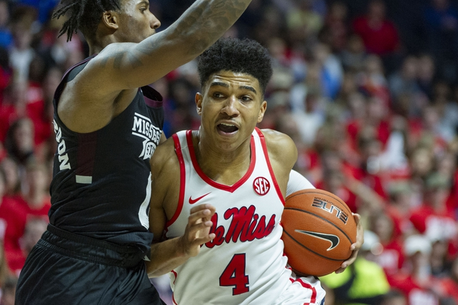 Mississippi State vs. Mississippi - 3/7/20 College Basketball Pick, Odds, and Prediction