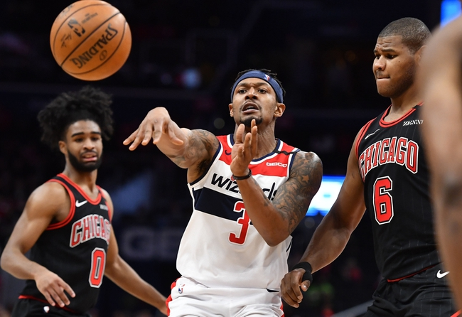 Chicago Bulls vs. Washington Wizards - 2/23/20 NBA Pick, Odds, and Prediction