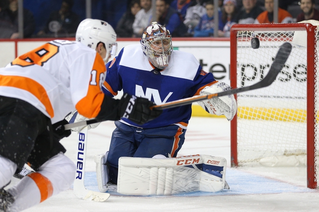 Philadelphia Flyers vs. New York Islanders - 8/24/20 NHL Pick, Odds, and Prediction