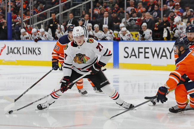 Chicago Blackhawks vs. Edmonton Oilers - 3/5/20 NHL Pick, Odds, and Prediction