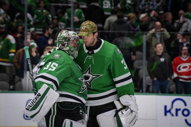 Carolina Hurricanes vs. Dallas Stars - 2/25/20 NHL Pick, Odds, and Prediction