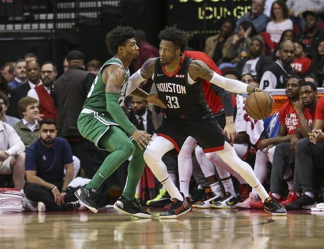Boston Celtics vs. Houston Rockets - 2/29/20 NBA Pick, Odds, and Prediction