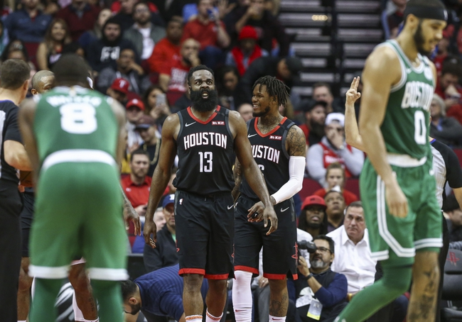 Boston Celtics vs. Houston Rockets - 2/29/20 NBA Pick, Odds, and Prediction
