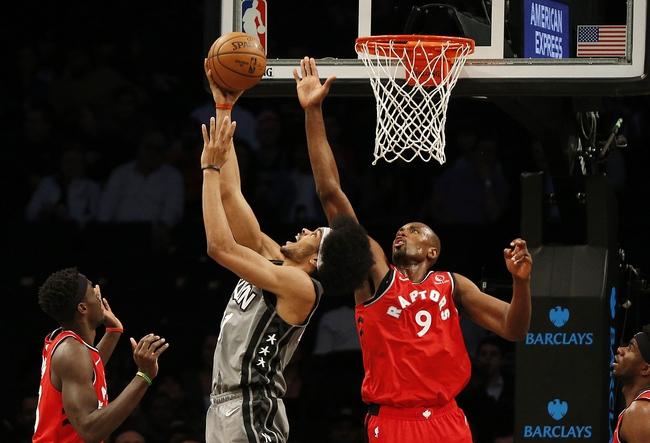 Toronto Raptors vs. Brooklyn Nets - 8/17/20 NBA Pick, Odds, and Prediction
