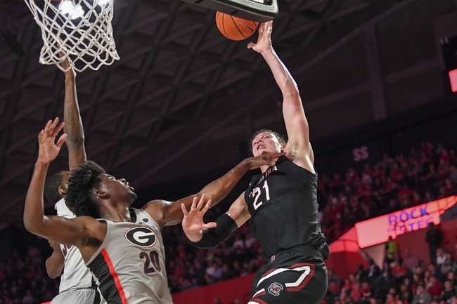 South Carolina vs. Georgia - 2/26/20 College Basketball Pick, Odds, and Prediction