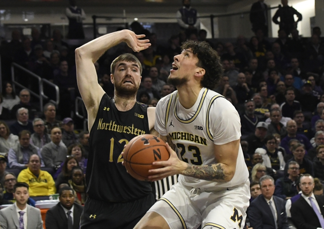 Michigan vs. Indiana - 2/16/20 College Basketball Pick, Odds, and Prediction