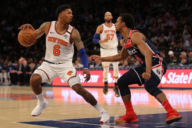 New York Knicks at Washington Wizards - 3/10/20 NBA Picks and Prediction