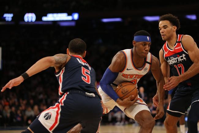 Washington Wizards vs. New York Knicks - 3/10/20 NBA Pick, Odds, and Prediction