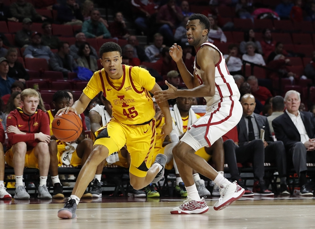 Iowa State vs. Texas- 2/15/20 College Basketball Pick, Odds, and Prediction