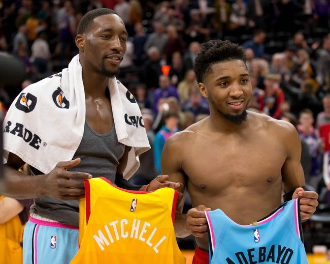 Utah Jazz vs. Miami Heat - 7/25/20 NBA Pick, Odds, and Prediction