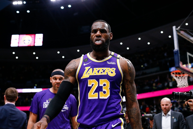 Team LeBron vs. Team Giannis - 2/16/20 NBA All-Star Game Pick, Odds, and Prediction