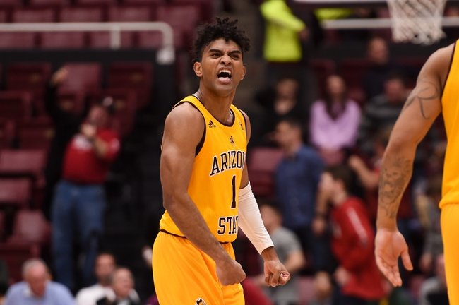 California vs. Arizona State - 2/16/20 College Basketball Pick, Odds, and Prediction
