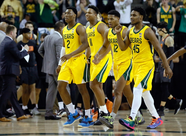 Baylor vs. West Virginia - 2/15/20 College Basketball Pick, Odds, and Prediction