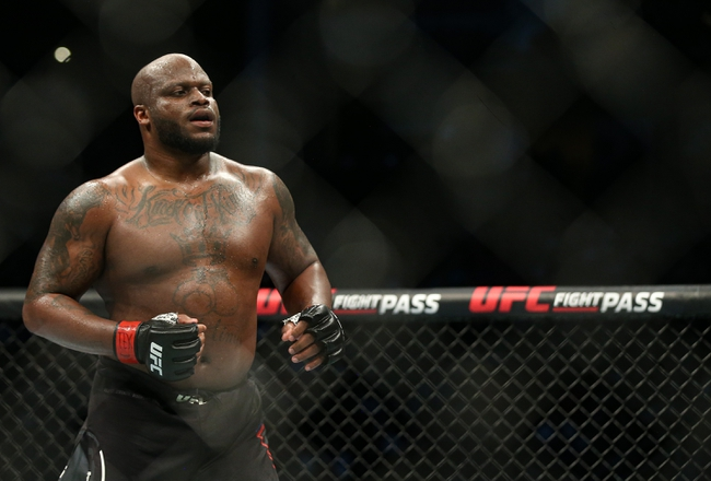 Aleksei Oleinik vs. Derrick Lewis - 8/8/20 UFC Fight Night 174 Pick  and Prediction