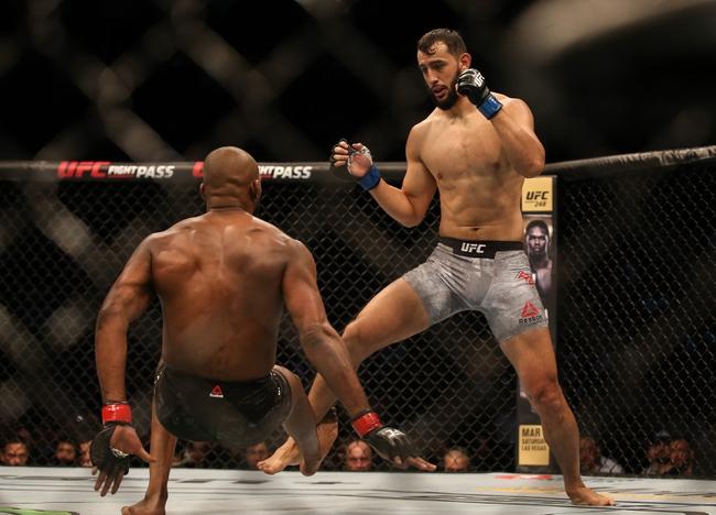 UFC 253: Dominick Reyes vs. Jan Blachowicz Picks and Prediction