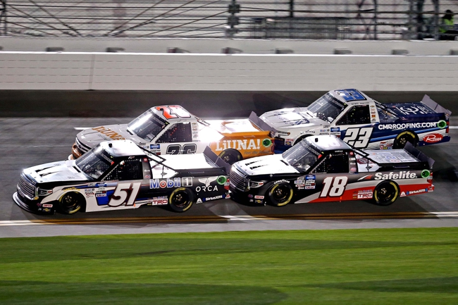 Pocono Organics 150 - 6/27/20 NASCAR Truck Series Pick, Odds, and Prediction