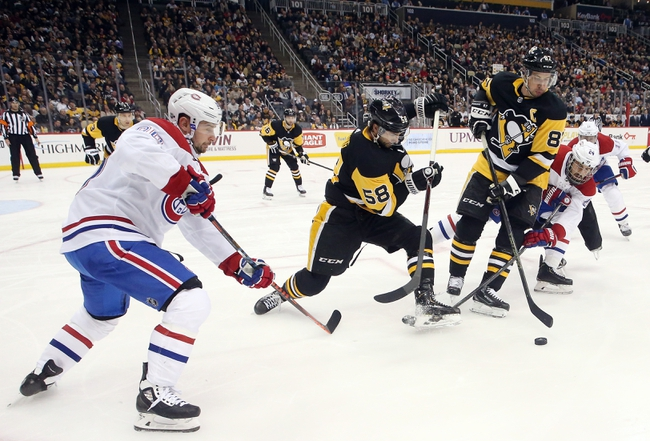 Montreal Canadiens vs. Pittsburgh Penguins - 2020 NHL Playoff Series Picks and Prediction
