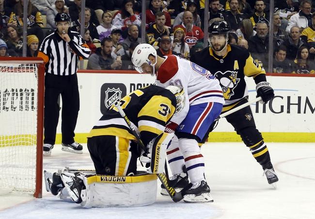Pittsburgh Penguins at Montreal Canadiens - 8/5/20 NHL Picks and Prediction