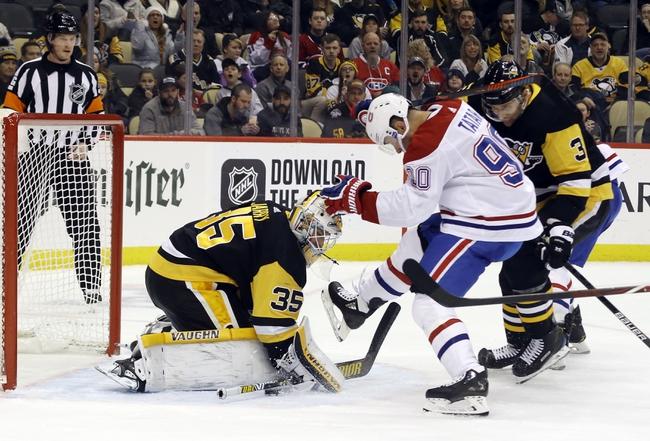 Monday 9* NHL O/U Play