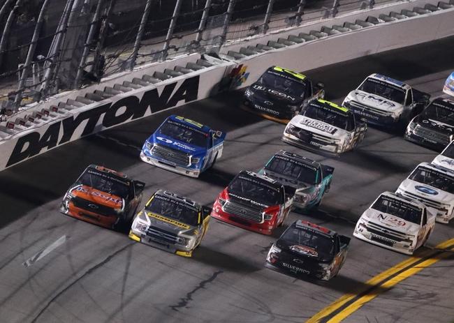 Chevrolet Silverado 250 NASCAR Truck Series Picks, Odds, and Predictions 10/3/20