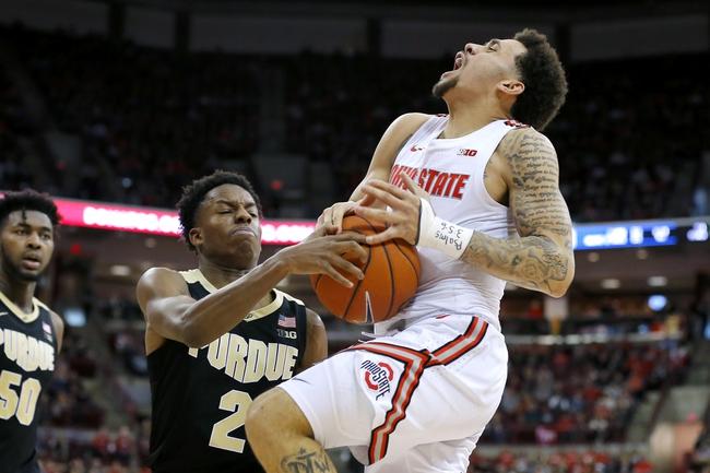 Ohio State vs. Purdue - 3/12/20 College Basketball Pick, Odds, and Prediction