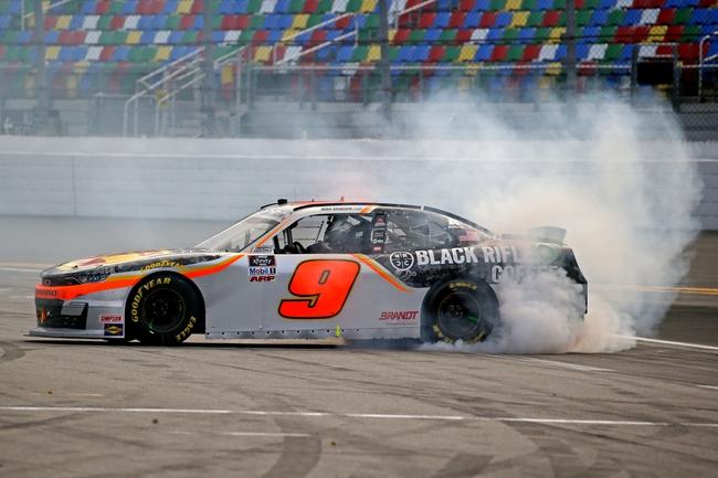 NASCAR Xfinity Series Ag-Pro 300 Talladega Head to Head Match Up