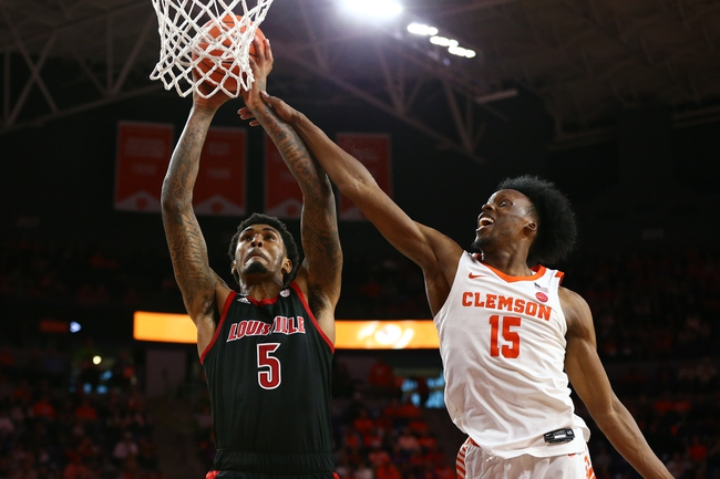Boston College vs. Clemson - 2/22/20 College Basketball Pick, Odds, and Prediction