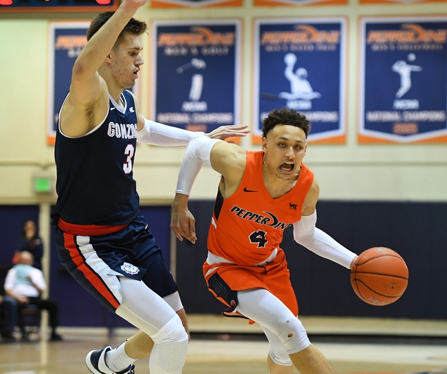 Pepperdine vs UC Irvine College Basketball Picks, Odds, Predictions 11/25/20