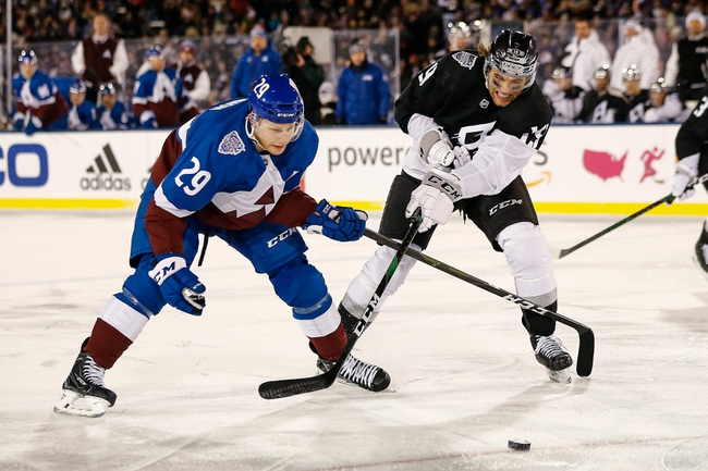 Los Angeles Kings vs. Colorado Avalanche - 3/9/20 NHL Pick, Odds, and Prediction