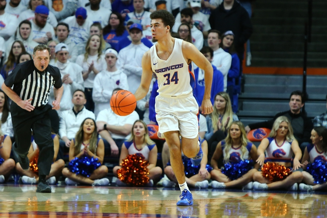 San Jose State vs. Boise State- 2/19/20 College Basketball Pick, Odds, and Prediction