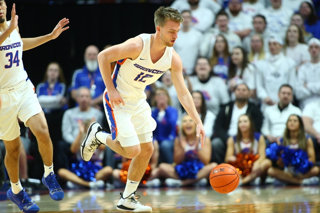 Boise State vs. New Mexico - 2/23/20 College Basketball Pick, Odds, and Prediction
