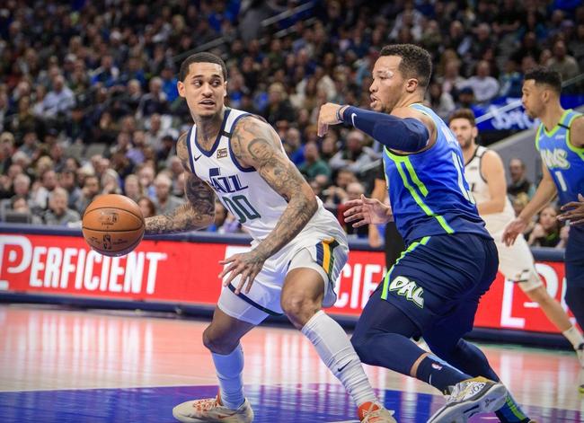 Utah Jazz vs. Dallas Mavericks - 8/10/20 NBA Pick, Odds, and Prediction