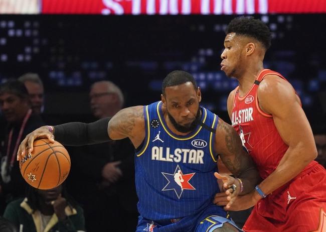 Los Angeles Lakers vs. Milwaukee Bucks - 3/6/20 NBA Pick, Odds, and Prediction