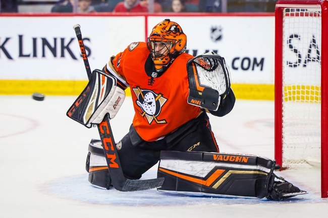 Anaheim Ducks vs. Florida Panthers - 2/19/20 NHL Pick, Odds, and Prediction