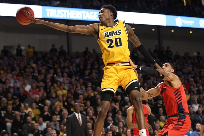 UMass vs. VCU - 3/12/20 College Basketball Pick, Odds, and Prediction