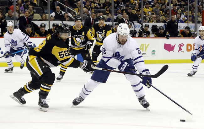 Toronto Maple Leafs vs. Pittsburgh Penguins - 2/20/20 NHL Pick, Odds, and Prediction