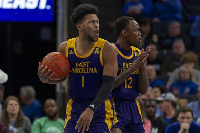 East Carolina vs. Indiana State College Basketball Picks, Odds, Predictions 11/25/20