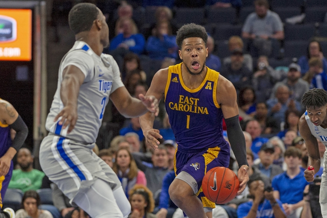 UCF vs. East Carolina - 3/8/20 College Basketball Pick, Odds, and Prediction