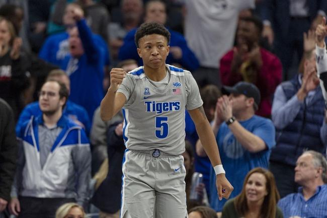 Memphis vs. Houston - 2/22/20 College Basketball Pick, Odds, and Prediction