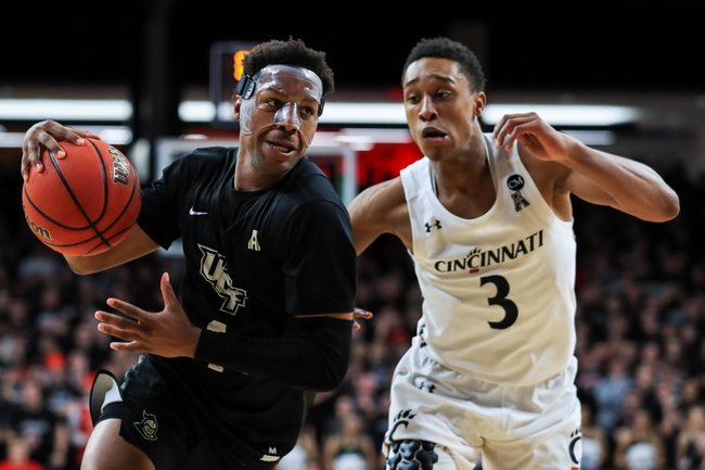 Connecticut vs. Central Florida - 2/26/20 College Basketball Pick, Odds, and Prediction