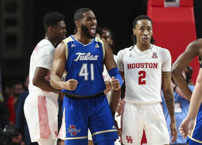 Tulsa vs. Central Florida - 2/29/20 College Basketball Pick, Odds, and Prediction