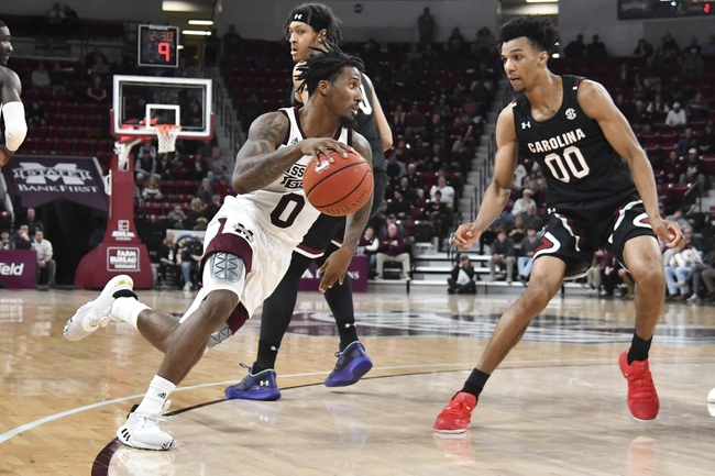 Mississippi State vs. South Carolina - 3/3/20 College Basketball Pick, Odds, and Prediction