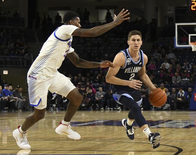 DePaul Blue Demons at Villanova Wildcats - 3/12/20 College Basketball Picks and Prediction