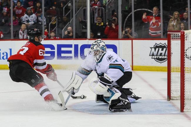 San Jose Sharks vs. New Jersey Devils - 2/27/20 NHL Pick, Odds, and Prediction
