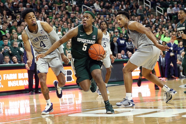 Penn State vs. Michigan State - 3/3/20 College Basketball Pick, Odds, and Prediction