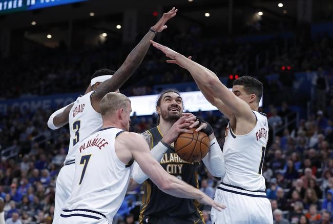 Oklahoma City Thunder vs. Denver Nuggets - 8/3/20 NBA Pick, Odds, and Prediction