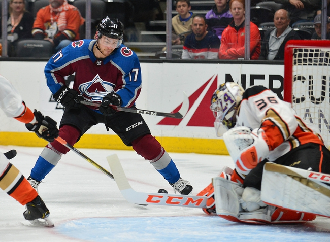 Colorado Avalanche vs. Anaheim Ducks - 3/4/20 NHL Pick, Odds, and Prediction