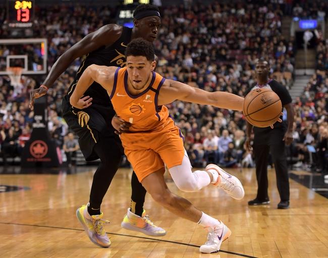Phoenix Suns vs. Toronto Raptors - 3/3/20 NBA Pick, Odds, and Prediction