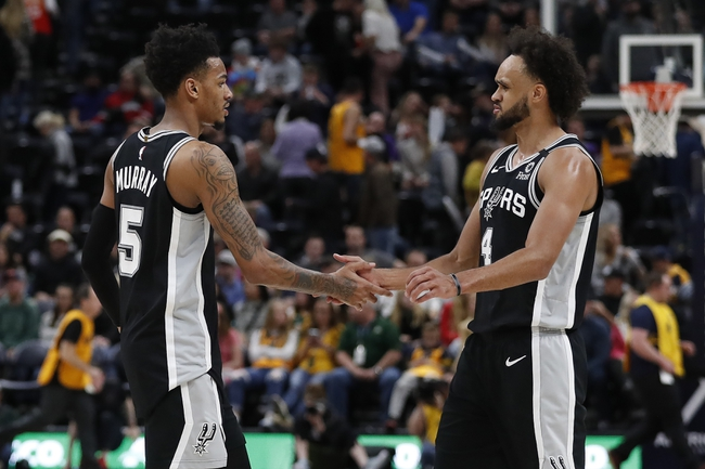 San Antonio Spurs vs. Utah Jazz - 8/7/20 NBA Pick, Odds, and Prediction