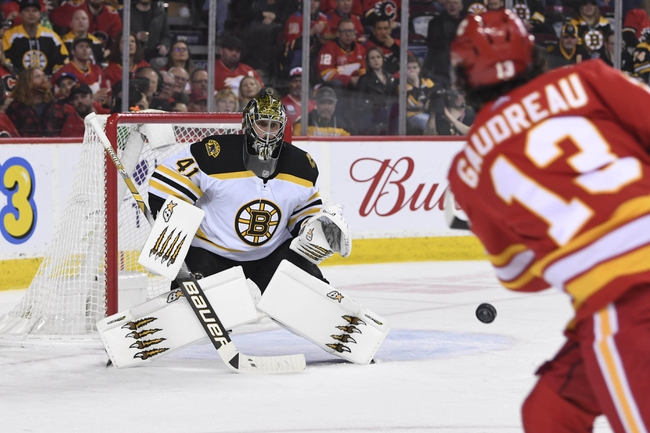 Boston Bruins vs. Calgary Flames - 2/25/20 NHL Pick, Odds, and Prediction